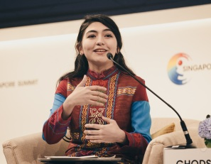 Young Societal Leader Panel_Farahnaz Ghodsinia_2