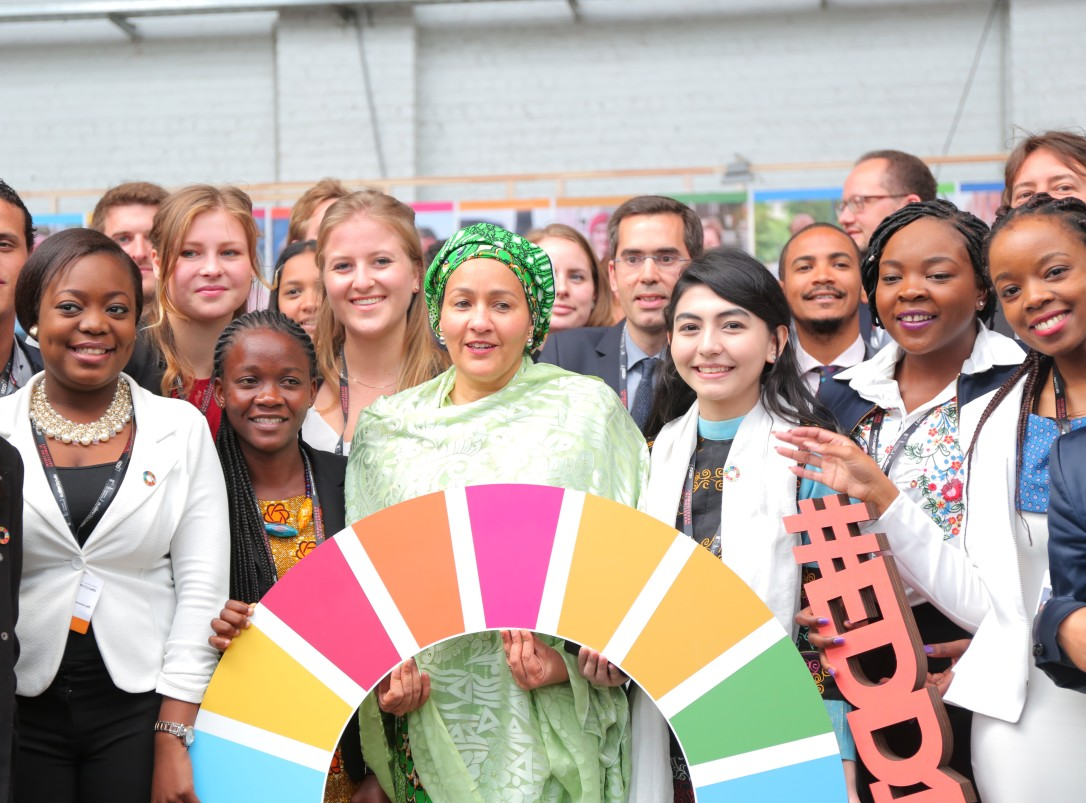 6_With UN Deputy Secretary General Amina Mohammed